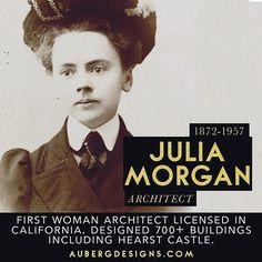 Julia Morgan, Architect