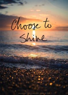 Get your shine on*
