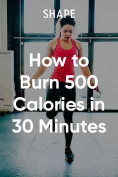 Cardio Workout Routines, Intense Cardio Workout, Hiit, Yoga Fitness, Fitness Tips, Fitness Motivation, Health Fitness, 500 Calorie Workout, Losing Weight