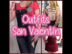 Outfits Valentine's Day / TRY ON