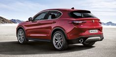 Паркетник Alfa Romeo Stelvio поступил в продажу в Европе — ДРАЙВ