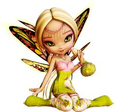 Little faerie