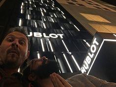 #Alléluia #Hublot5thAvenue #NYC #Hublot