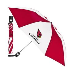 Arizona Cardinals NFL Automatic Folding Umbrella