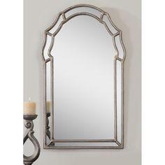 Uttermost Petrizzi Decorative Arched Mirror 12837