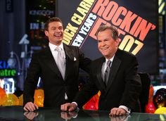 """Dick Clark died earlier today. The famed TV producer was 82.  Paul Shefrin, a rep for the entertainment legend, told ABC News his client suffered a """"massive heart attack."""" According to TMZ, Clark was at St. John's hospital in Los Angeles for an outpatient procedure when the heart attack occurred. Attempts to resuscitate him were unsuccessful."""