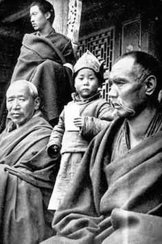 "very young Tenzin Gyatso. ""The planet does not need more successful people. The planet desperately needs more peacemakers, healers, restorers, storytellers and lovers of all kinds."" D.L."