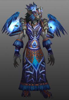Druid Tier Sets World Of Warcraft Pinterest