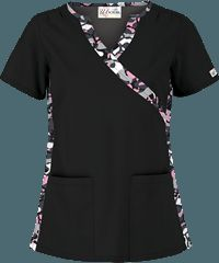 UA Puzzling Camo Silver Print Scrub Top Camo Scrubs, Scrubs Outfit, Scrubs Uniform, Work Uniforms, Nurse Uniforms, Medical Scrubs, Nursing Scrubs, Camo Baby Stuff, Medical Assistant