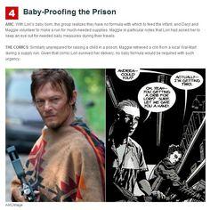 Walking Dead Comics, Walking Dead Tv Show, Walking Dead Season, Twd Comics, Zombie Apocolypse, Dead Inside, Daryl Dixon, Prison, Season 3