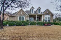 Willow Ridge Estate in Prosper, Texas. #mynewhome #dormerwindows #ebbyfrisco