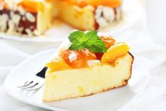 Sweet baked pudding with apples - Cottage Cheese Diet, Law Carb, Ukrainian Recipes, Low Carb Sweets, Low Carb Recipes, Deserts, Food And Drink, Pudding, Tasty