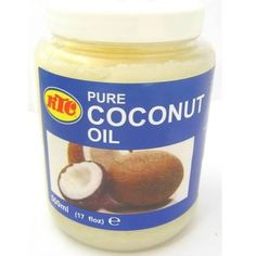 KTC Coconut Oil 500 ml