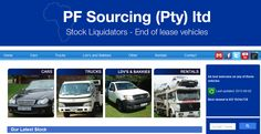 Auto Stock Liquidator Website Designed and Developed Dreamweaver, HTML, CSS, minor PHP