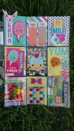 Lover the colors. But it wont look so pretty when the goodies have been taken out. Atc Cards, Journal Cards, Bird Cards, Pocket Pal, Pocket Cards, Fun Mail, Project Life Cards, Pocket Scrapbooking, Letter A Crafts