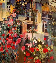 Rosas- Joaquin Mir y Trinxet