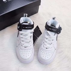 Nike Air Force NBA section Real two-layer leather lychee pattern high Nike Air Force High, Air Force Sneakers, Sneakers Nike, Nba, Pattern, Leather, Shoes, Nike Tennis, Zapatos