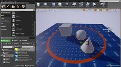Unit One : A Simple 3D Ruler UE4, reference