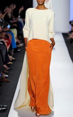 Carolina Herrera Spring/Summer 2014 Trunkshow Look 16 on Moda Operandi