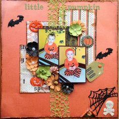 Little Pumpkin - Scrapbook.com
