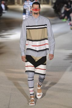 Givenchy Men's RTW Spring 2014 - Slideshow