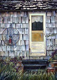 Architecture | Mary Gibbs Art