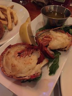 The Mooring - Newport, RI, United States. Lobster tails
