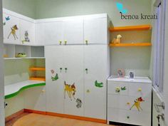 BENOA KREATI (Furniture Kualitas Export): PAINTED FURNITURES