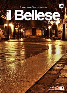 "Cover & Layout of the ""Il Bellese Magazine""  Edition: April 2013 Client: Filemone (www.ilbellese.it)"