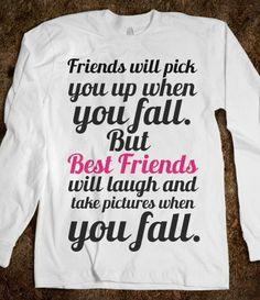 sounds like my friends!