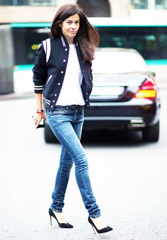 Beyond Football: 15 Letterman Jackets for Every Budget via @WhoWhatWearUK