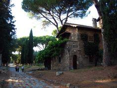 Via Appia (312 anno A.C.), Roma