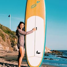 Ambassador Linda Wagner knows how to throw a board meeting ; Linda Wagner, Next Brand, Brand Ambassador, Swimsuits, Swimwear, Good News, Surfboard, Sporty, Shopping