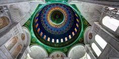 Baku - Bibi Heybet Mosque, Azerbaijan. The European Azerbaijan Society's 'Through the Lens' photography competition - top 20 finalists. Hg2Magazine.com
