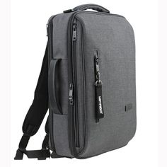 3 Way Backpack Business Laptop Bag for Men LEFTFIELD 683 (3)