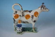 Staffordshire Pottery Figure
