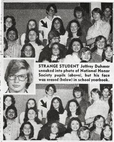 jeffrey dahmer polaroids - Google Search