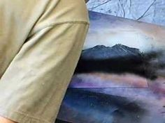 Dawn Cometha - Spray Paint Art