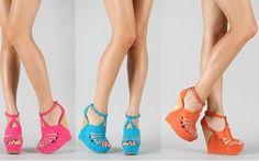 Zapato Nueva Temporada Primavera Verano 2013