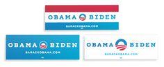 Free Obama-Biden bumper stickers. http://www.barackobama.com/splash/free-bumper-sticker
