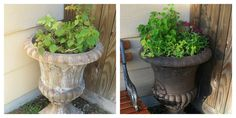 Curb Alert!: Before and Afters