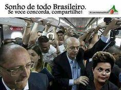Brasil conta a CORRUPCAO