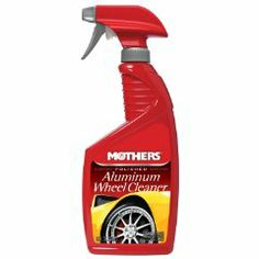 Brake Dust will damage your Aluminum Wheels if you don't use a top rated Aluminum Wheel Cleaner like this one.