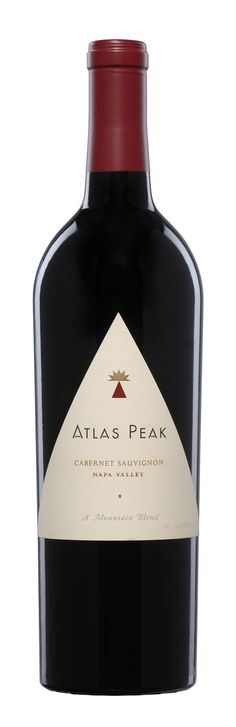 Atlas Peak Napa Valley Blend Cabernet Sauvignon. The 2009 vintage just released and limited quantity of 2008 still left!