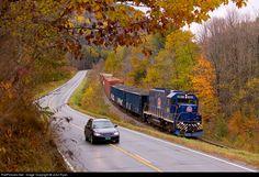 Washington County Railroad (more..)  » EMD GP38-2