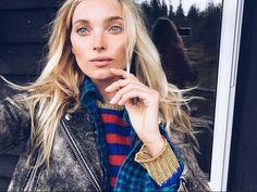 Interview Beauté de l'ange Victoria's Secret Elsa Hosk : ses gestes beauté pou un teint radieux