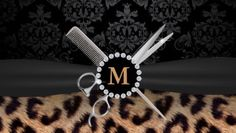 Chic Monogram Leopard Print Comb and Shears Hairstylist Business Cards http://www.zazzle.com/chic_monogram_leopard_print_hair_stylist_double_sided_standard_business_cards_pack_of_100-240634792257728730?rf=238835258815790439&tc=GBCSalon1Pin