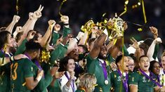 South Africans scream, sing and dance as Springboks return - The Pakistan Post