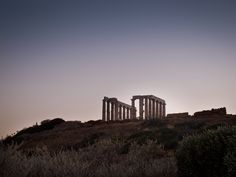 Temple of Poseidon #Sounion