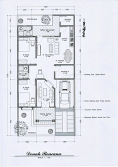 ideas apartment floor plan dimensions - House Plans, Home Plan Designs, Floor Plans and Blueprints Sims House Design, Small House Design, House Layout Plans, House Layouts, Apartment Floor Plans, House Floor Plans, Home Design Plans, Plan Design, The Plan